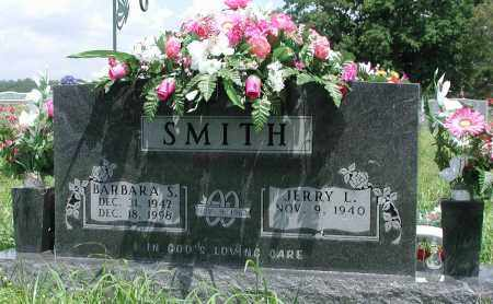 SMITH, BARBARA S - Newton County, Arkansas | BARBARA S SMITH - Arkansas Gravestone Photos