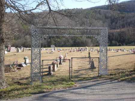 *SMITH CEMETERY ENTRANCE,  - Newton County, Arkansas |  *SMITH CEMETERY ENTRANCE - Arkansas Gravestone Photos