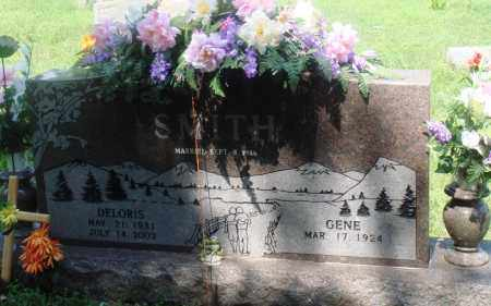 SMITH, DELORIS - Newton County, Arkansas | DELORIS SMITH - Arkansas Gravestone Photos