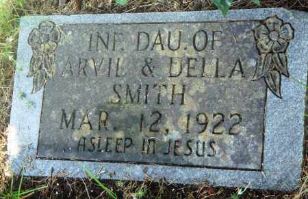 SMITH, INFANT DAUGHTER - Newton County, Arkansas | INFANT DAUGHTER SMITH - Arkansas Gravestone Photos
