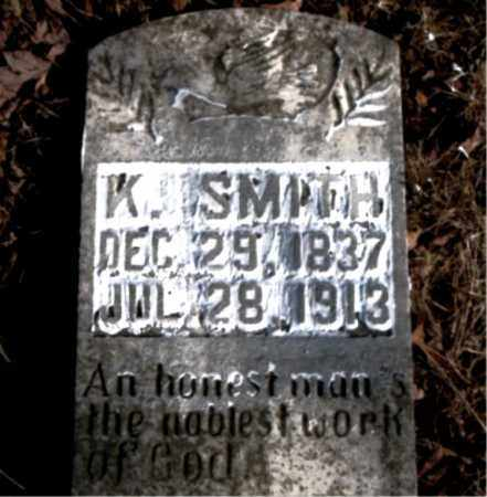 SMITH, K. - Newton County, Arkansas | K. SMITH - Arkansas Gravestone Photos