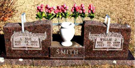 SMITH, WILLIE J. - Newton County, Arkansas | WILLIE J. SMITH - Arkansas Gravestone Photos