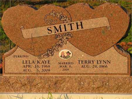 SMITH, LELA KAYE - Newton County, Arkansas | LELA KAYE SMITH - Arkansas Gravestone Photos
