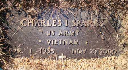 SPARKS (VETERAN VIET), CHARLES I - Newton County, Arkansas | CHARLES I SPARKS (VETERAN VIET) - Arkansas Gravestone Photos