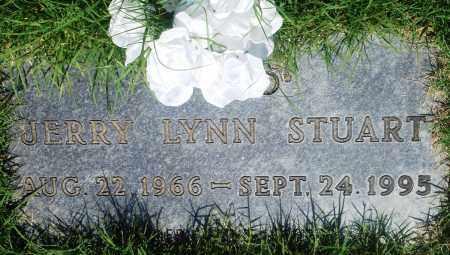 STUART, JERRY LYNN - Newton County, Arkansas | JERRY LYNN STUART - Arkansas Gravestone Photos