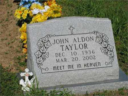 TAYLOR, JOHN - Newton County, Arkansas | JOHN TAYLOR - Arkansas Gravestone Photos