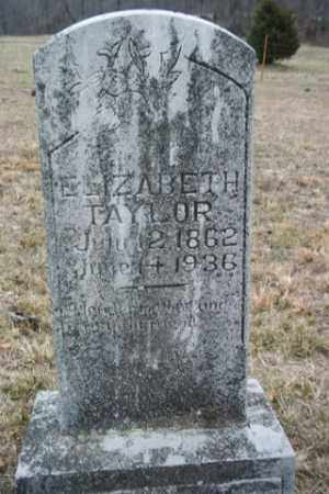TAYLOR, MARTHA ELIZABETH - Newton County, Arkansas | MARTHA ELIZABETH TAYLOR - Arkansas Gravestone Photos
