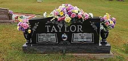 KILGORE TAYLOR, REBA EILEEN - Newton County, Arkansas | REBA EILEEN KILGORE TAYLOR - Arkansas Gravestone Photos