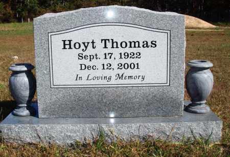 THOMAS, HOYT - Newton County, Arkansas | HOYT THOMAS - Arkansas Gravestone Photos