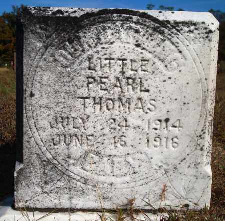 THOMAS, PEARL - Newton County, Arkansas | PEARL THOMAS - Arkansas Gravestone Photos