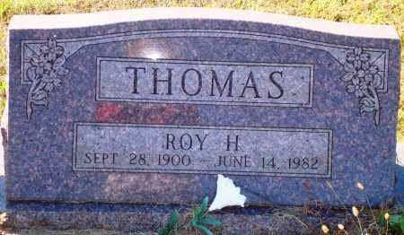 THOMAS, ROY H. - Newton County, Arkansas | ROY H. THOMAS - Arkansas Gravestone Photos