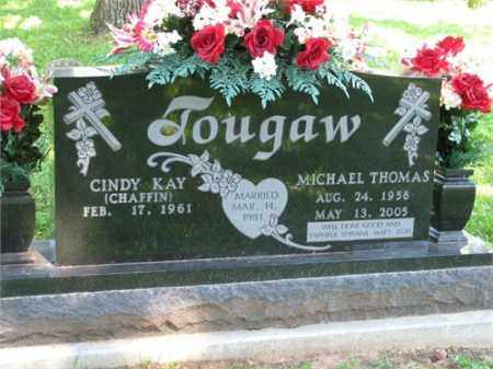 TOUGAW, MICHAEL THOMAS - Newton County, Arkansas | MICHAEL THOMAS TOUGAW - Arkansas Gravestone Photos