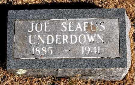 UNDERDOWN, JOE SEAFUS - Newton County, Arkansas | JOE SEAFUS UNDERDOWN - Arkansas Gravestone Photos