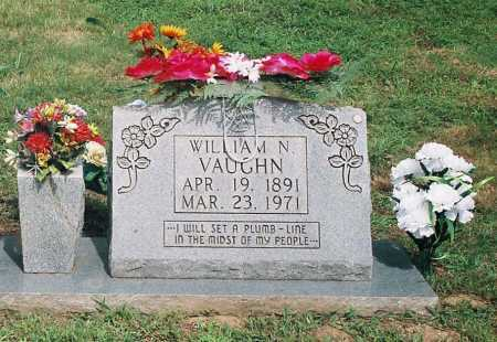 VAUGHN, WILLIAM - Newton County, Arkansas | WILLIAM VAUGHN - Arkansas Gravestone Photos