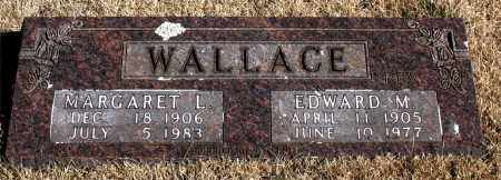 WALLACE, MARGARET - Newton County, Arkansas | MARGARET WALLACE - Arkansas Gravestone Photos