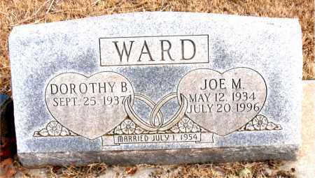 WARD, JOE M. - Newton County, Arkansas | JOE M. WARD - Arkansas Gravestone Photos