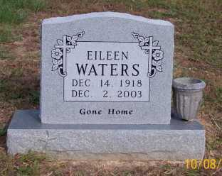 WATERS, EILEEN - Newton County, Arkansas | EILEEN WATERS - Arkansas Gravestone Photos