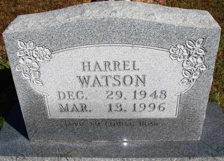 WATSON, HARREL - Newton County, Arkansas | HARREL WATSON - Arkansas Gravestone Photos