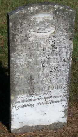 WHITELEY, MARY ELIZABETH - Newton County, Arkansas | MARY ELIZABETH WHITELEY - Arkansas Gravestone Photos