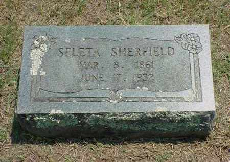 BECKHAM WHITELEY, SELETA - Newton County, Arkansas | SELETA BECKHAM WHITELEY - Arkansas Gravestone Photos