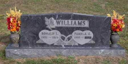 WILLIAMS, RONALD L. - Newton County, Arkansas | RONALD L. WILLIAMS - Arkansas Gravestone Photos