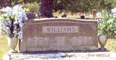 WILLIAMS, OVA MAE - Newton County, Arkansas | OVA MAE WILLIAMS - Arkansas Gravestone Photos