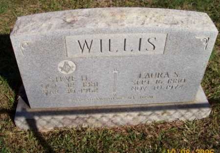 WILLIS, LAURA S. - Newton County, Arkansas | LAURA S. WILLIS - Arkansas Gravestone Photos