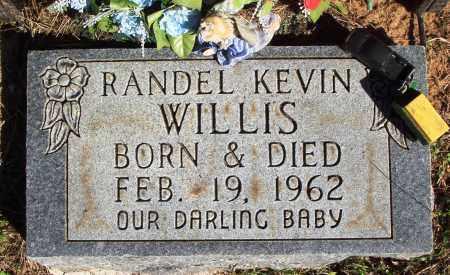 WILLIS, RANDEL KEVIN - Newton County, Arkansas | RANDEL KEVIN WILLIS - Arkansas Gravestone Photos