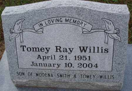 WILLIS, TOMEY RAY - Newton County, Arkansas | TOMEY RAY WILLIS - Arkansas Gravestone Photos