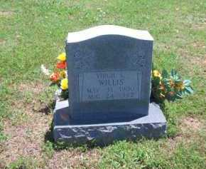 WILLIS, VIRGIL L - Newton County, Arkansas | VIRGIL L WILLIS - Arkansas Gravestone Photos