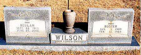 WILSON, BEULAH - Newton County, Arkansas | BEULAH WILSON - Arkansas Gravestone Photos