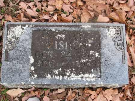 EOFF ABEL, ANNA - Newton County, Arkansas | ANNA EOFF ABEL - Arkansas Gravestone Photos