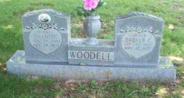 WOODELL, GROVER C - Newton County, Arkansas | GROVER C WOODELL - Arkansas Gravestone Photos
