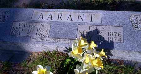 AARANT, EFFIE - Ouachita County, Arkansas | EFFIE AARANT - Arkansas Gravestone Photos