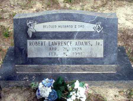 ADAMS, JR, ROBERT LAWRENCE - Ouachita County, Arkansas | ROBERT LAWRENCE ADAMS, JR - Arkansas Gravestone Photos