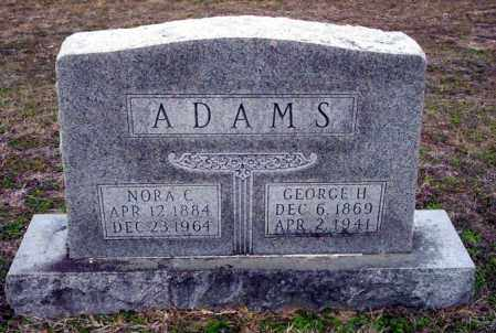 ADAMS, NORA C - Ouachita County, Arkansas | NORA C ADAMS - Arkansas Gravestone Photos