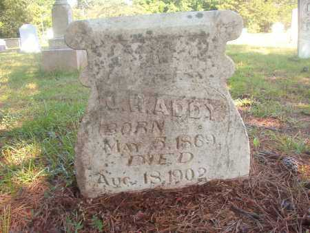 ADDY, JESSIE H - Ouachita County, Arkansas | JESSIE H ADDY - Arkansas Gravestone Photos
