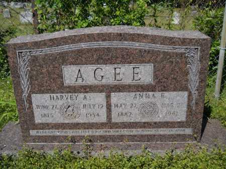AGEE, ANNA E - Ouachita County, Arkansas | ANNA E AGEE - Arkansas Gravestone Photos