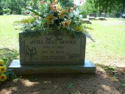 ARNOLD, DUELL GENE - Ouachita County, Arkansas | DUELL GENE ARNOLD - Arkansas Gravestone Photos