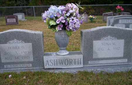 ASHWORTH, HOMER O - Ouachita County, Arkansas | HOMER O ASHWORTH - Arkansas Gravestone Photos