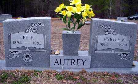 AUTREY, LEE F - Ouachita County, Arkansas | LEE F AUTREY - Arkansas Gravestone Photos