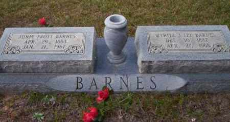 BARNES, MYRTLE J - Ouachita County, Arkansas | MYRTLE J BARNES - Arkansas Gravestone Photos