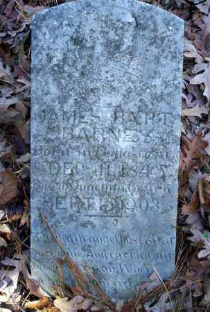 BARNES, JAMES BART - Ouachita County, Arkansas | JAMES BART BARNES - Arkansas Gravestone Photos