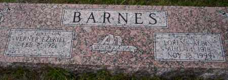 BARNES, LORENA - Ouachita County, Arkansas | LORENA BARNES - Arkansas Gravestone Photos
