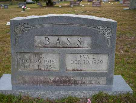 BASS, J.D. - Ouachita County, Arkansas | J.D. BASS - Arkansas Gravestone Photos