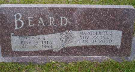 BEARD, MARGUERITE S - Ouachita County, Arkansas | MARGUERITE S BEARD - Arkansas Gravestone Photos
