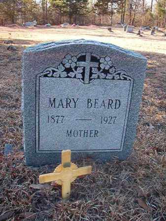 BEARD, MARY - Ouachita County, Arkansas | MARY BEARD - Arkansas Gravestone Photos