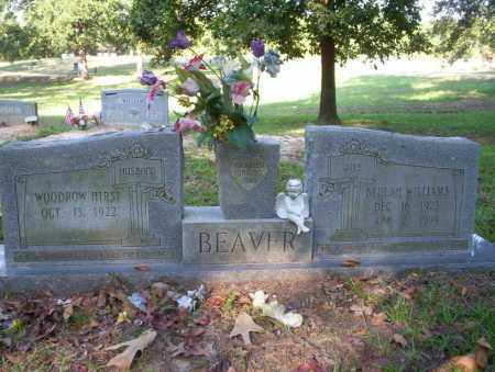 WILLIAMS BEAVER, BEULAH - Ouachita County, Arkansas | BEULAH WILLIAMS BEAVER - Arkansas Gravestone Photos