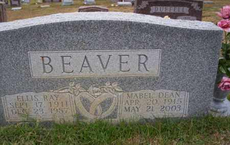 DEAN BEAVER, MABLE - Ouachita County, Arkansas | MABLE DEAN BEAVER - Arkansas Gravestone Photos