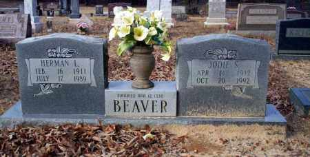 BEAVER, JODIE C - Ouachita County, Arkansas | JODIE C BEAVER - Arkansas Gravestone Photos